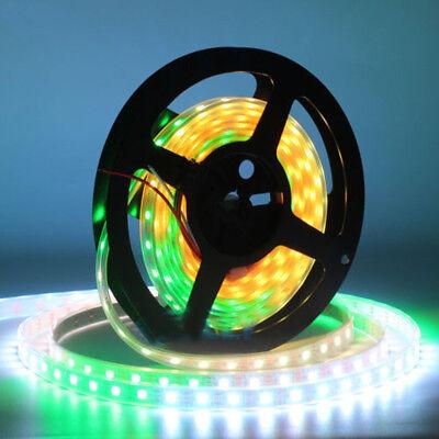 WS2812B Strip LED Lights 5050 RGB 30/60/144 LED/M IC Individual Addressable DC5V 3