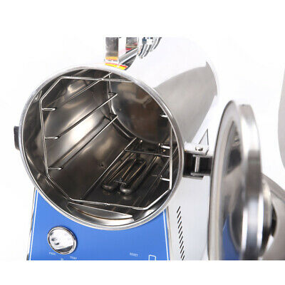 24L Dental Medical High Pressure Steam Autoclave Sterilizer Stainless TM-T24J 5
