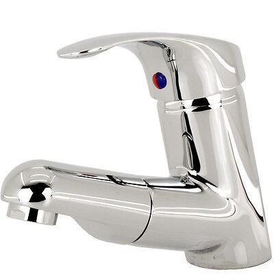 Waschtisch Armatur Mit Brause Ausziehbar Auszug Wasserhahn