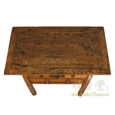 Antique Chinese Ming Style Console Table/Sideboard 6