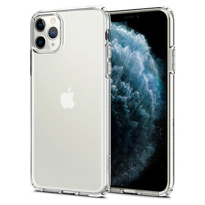 iPhone 11, 11 Pro, 11 Pro Max Case | Spigen® [Liquid Crystal] Clear Cover 3