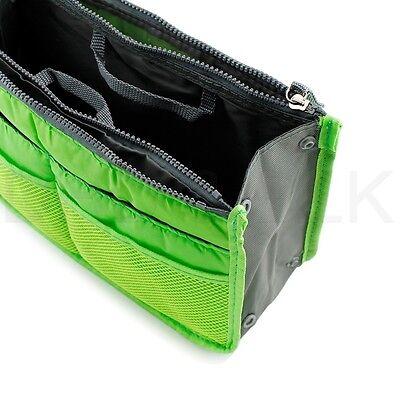 2 Of 12 Women Lady Travel Insert Handbag Organiser Purse Large Liner Organizer Tidy Bag
