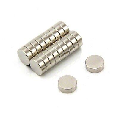 Magnetastico® | Extra starke Neodym Scheibenmagnete N52 | Größe & Anzahl wählbar 2