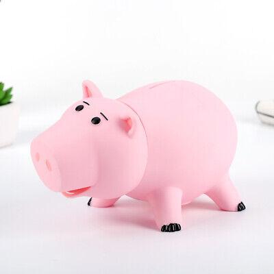 Toy Story Hamm Piggy Bank Coin Save Money Box Ham Figures Pig Kids Gift 4