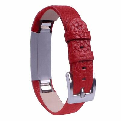 For Fitbit Alta / Alta HR Genuine Leather Watch Replacement Band Wrist Strap UK 7