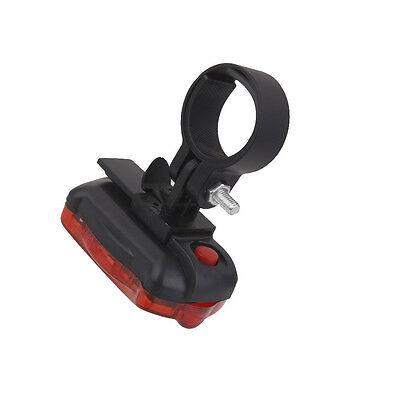 Actecom® Luz Trasera Led Para Fat Bike Bicicleta 6 Modos Luces Seguridad 5