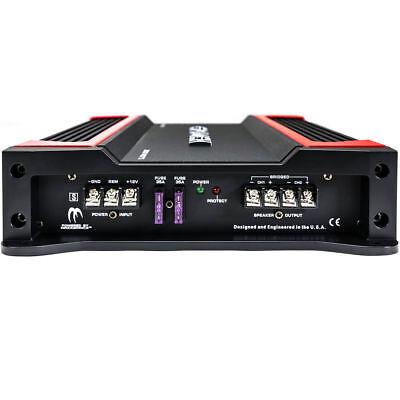 4000 Watts Monoblock Class D Subwoofer Amplifier Crunch Class D Mono Amplifier 4000W