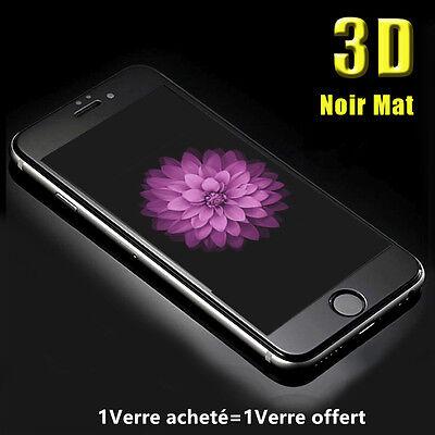 POUR iPhone 8/7/6S/6 XR XS MAX VITRE PROTECTION VERRE TREMPE 3D FILM INTÉGRAL 11