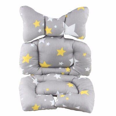 Baby Stroller Seat Liner Pram Cushion Padding Crawl Pushchair Car Seat Mat Cover 11