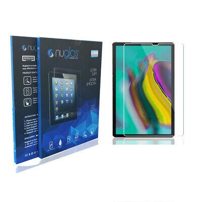 "Genuine Nuglas Tempered Glass Screen Protector Samsung Galaxy Tab S5e 10.5"" 8"