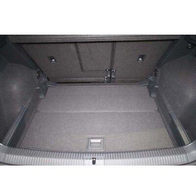 Kofferraumwanne mit Antirutsch für VW Golf Sportsvan 2014- für oben und unten 5