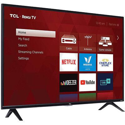"TCL 40"" Full HD Roku Smart LED TV - 40S325 2"