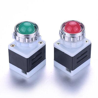 Pilot Light Indicator Lamp 240V Panel Mount Signal LED BRAND AD11/AD16