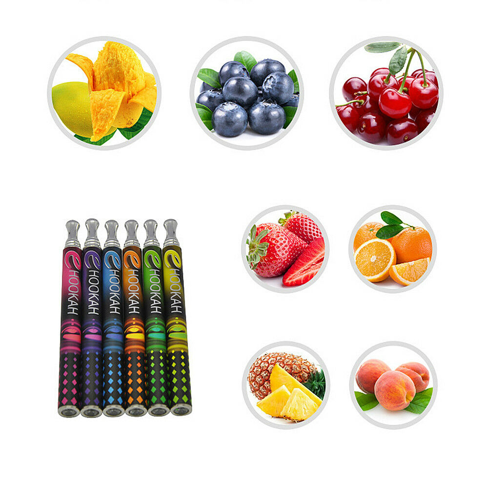 Portable Electronic E Pen Disposable Hookah 800 Puff Fantasia Shisha 11 Flavour