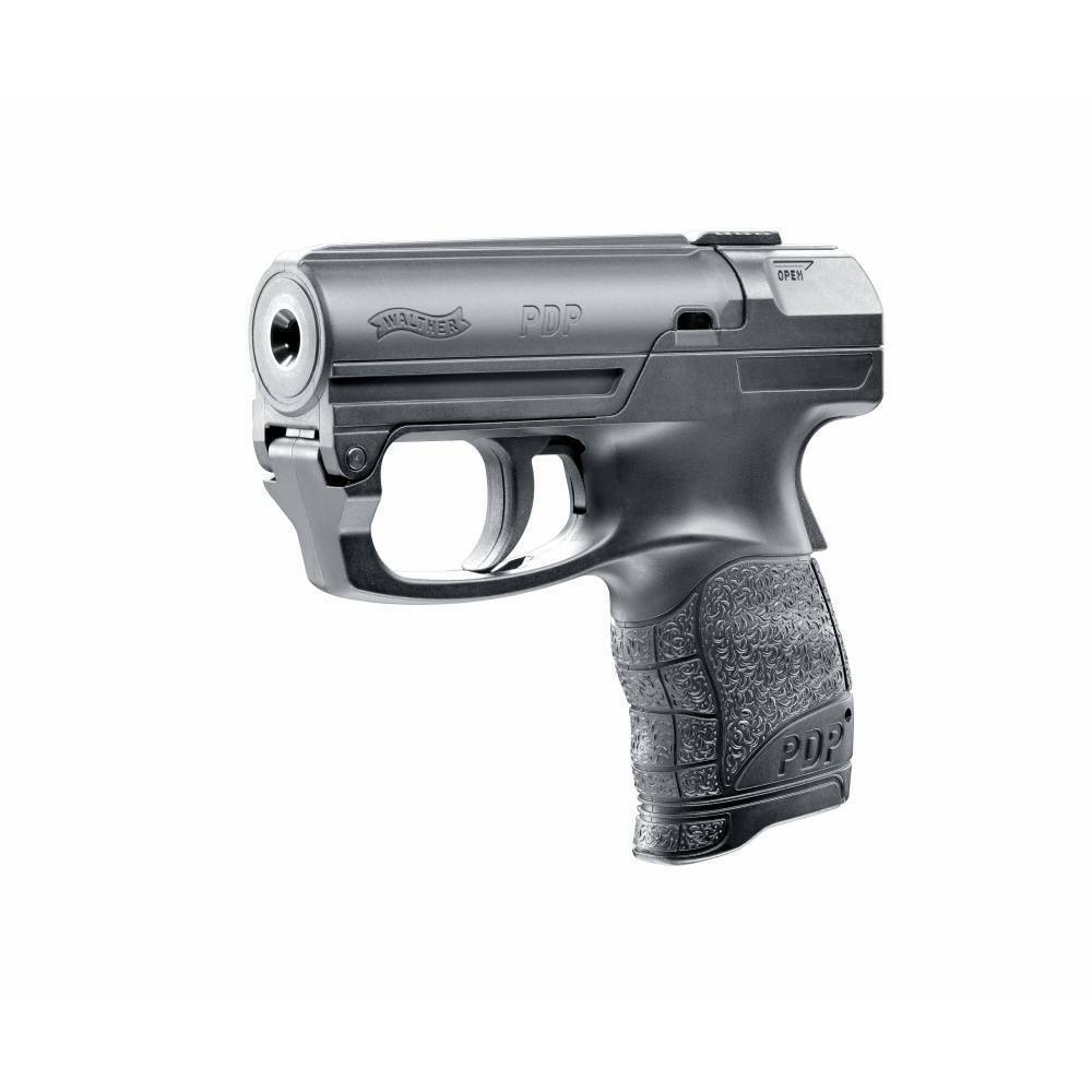 Walther Personal Defense Pistol PDP Tierabwehr Pfefferspray Pistole BW Kartusche 2