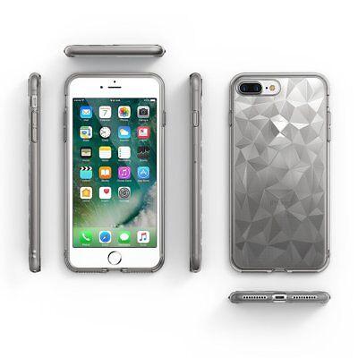 Antichoc Cristal Coque iPhone 8 7 6s 6 Plus XR XS Max 11 Pro+ Vitre Verre trempé 11