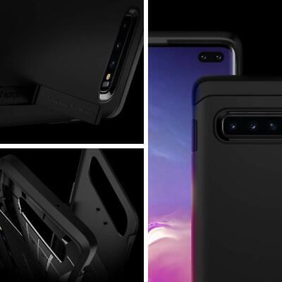 Samsung Galaxy S10 Plus S10e Case Genuine SPIGEN Tough Armor Shockproof Cover 7