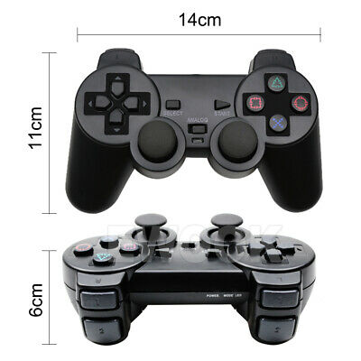 For PS2 PlayStation 2 Wire Cable Controller Dual Shock Gamepad Console Joypad OZ 8