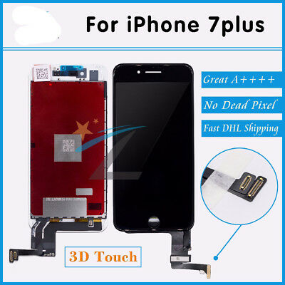 For iPhone 7 7 Plus LCD Display Touch Screen Digitizer Assembly Replacement Kit 2