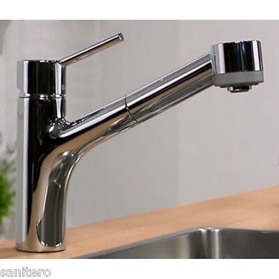 hansgrohe talis s einhebel k chenarmatur k chenmischer ausziehbrause 32841000 eur 199 00. Black Bedroom Furniture Sets. Home Design Ideas