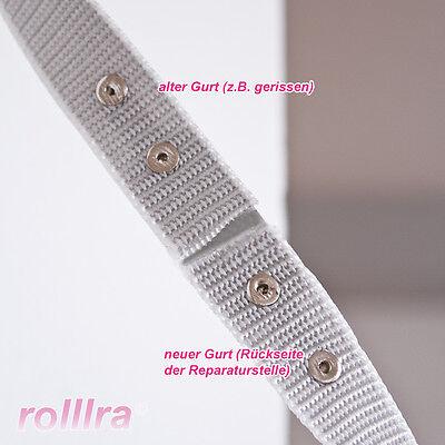 5 Stuck Reparaturset Fur 14mm Gurtband Reparatur Rolladenband