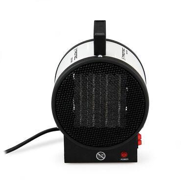 TROTEC TDS 10 M Chauffage électrique, Générateur air chaud, Aérotherme 2 kW 3