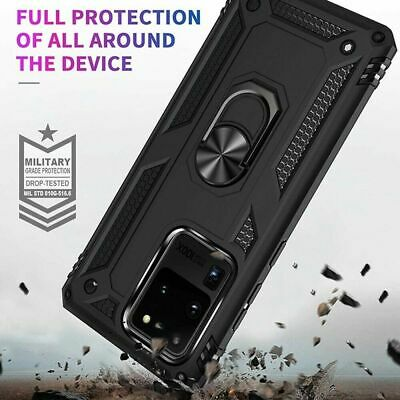 For Samsung Galaxy S10 S20 Plus Ultra S10e Case Heavy Duty Magnetic Tough Cover 4