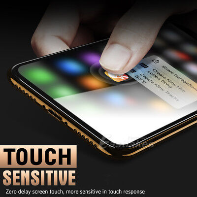 5D Full Coverage Apple iPhone 11 Pro XS Max XR X Tempered Glass Screen Protector 3