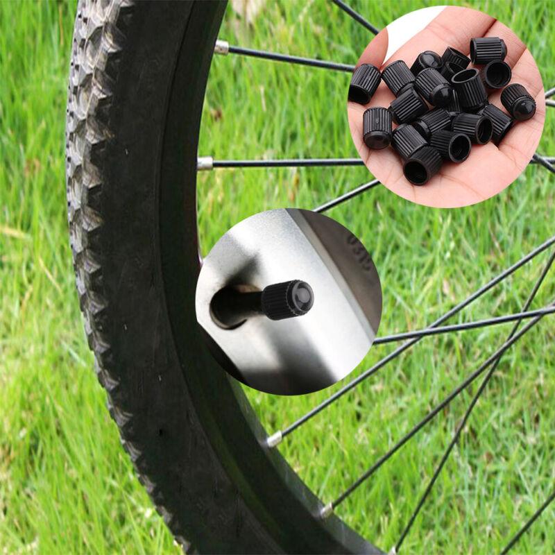 20Pcs Car Truck Bicycle Motorcycle Plastic Wheel Tyre Tire Air Valve Stem Caps 7