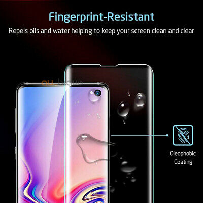 Samsung Galaxy S10 5G S9 S8 Plus Note 10 9 8 Tempered Glass Screen Protector 8