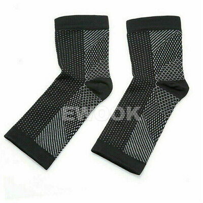 Foot Angel Compression socks Foot Sleeve Plantar Arthritis Sore Achy Heel Pain 4