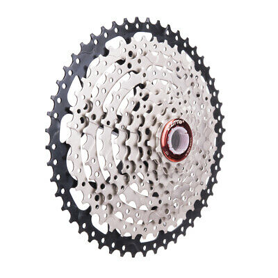 ZTTO 10 Speed Mountain Bike Cassette 11-36T SLX Bicycle Freewheels Fit SHIMANO