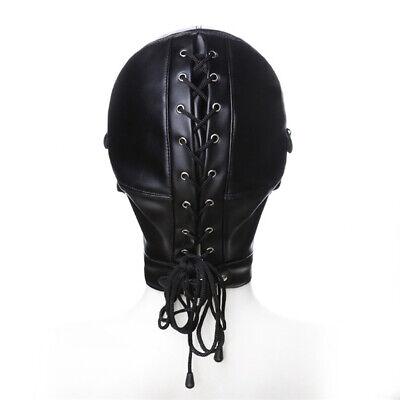 Sex Maske Fetisch Leder Mund Slave Ball Gag Erotische Produkt Spielzeug Bondage 6