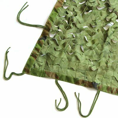 Camouflage Net Camo Hunting Shooting Hide Army Camping Woodland Netting 10Mx1.5M 8
