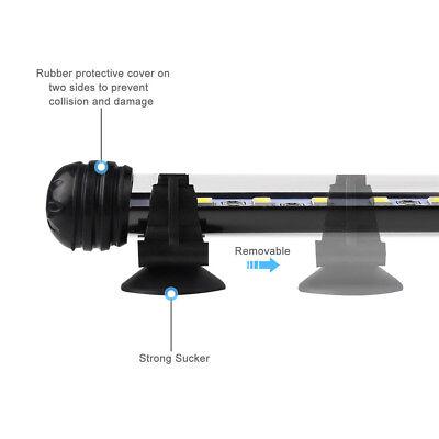Aquarium Fish Tank 5050 SMD RGB White&Blue Color LED Light Bar Lamp Submersible 9