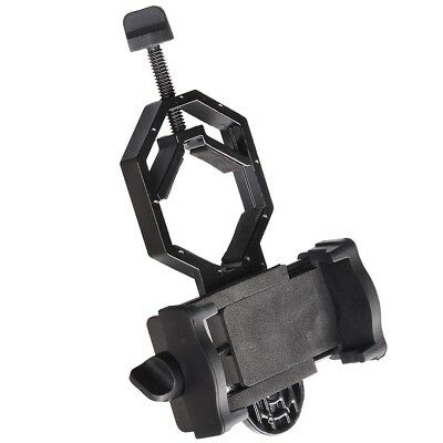 Telescope Mobile Phone Adapter Microscope Mount Holder Spotting Scope Binocular 8