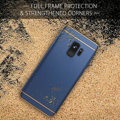 Samsung S10 Case Thin Shockproof Heavy Duty Tough Cover For Galaxy S9 Plus Note9 5