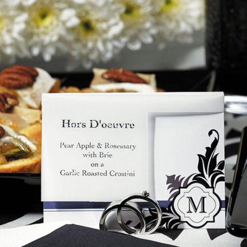Tischkartenhalter Vogel 8 Stk Tischkarten zur Hochzeit Gastgeschenk Platzkarte