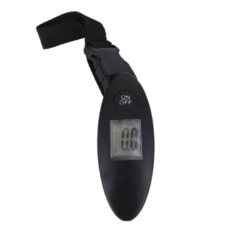 Portable 40KG Digital Travel Scale for Suitcase luggage Weight Hanging Scale New 5