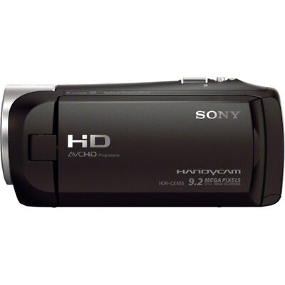 HDR-CX405/B Full HD 60p Camcorder - OPEN BOX 3