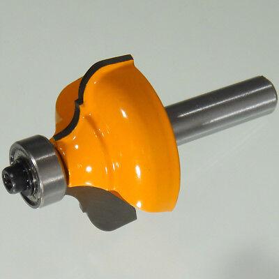 HM Fräser Schaft 8 mm (Profilfräser) Radius 5,55 mm Ø 35,2 mm zweischneidig