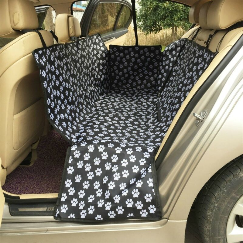 housse si ge voiture pour animaux compagnie chien tapis s curit coussin arri re eur 20 99. Black Bedroom Furniture Sets. Home Design Ideas