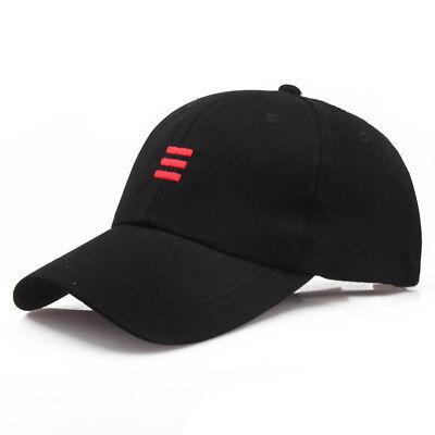 Men's Women Baseball Cap Snapback Hat Hip-Hop Adjustable Bboy Sports Caps Unisex 3