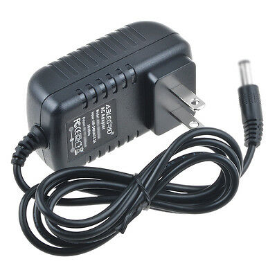 AC//DC Power Supply Adapter Charger For iHome iP90 BZ Alarm Clock Radio Speaker