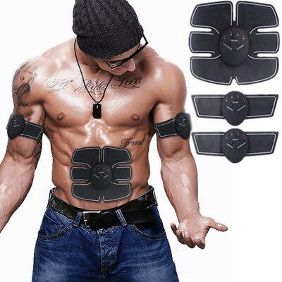 Elettrostimolatore Vers. 2 Per Stimolare I Muscoli Addominali Braccia E Gambe 2