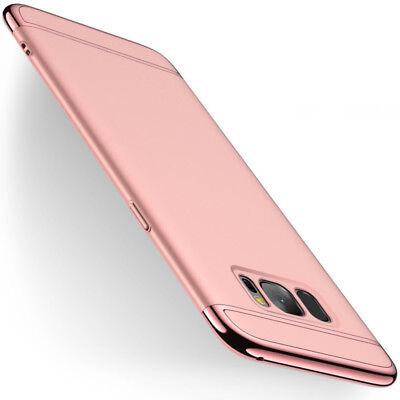 Hybride Housse Coque Samsung S8 S9 Plus S7 S6 Edge A3 A5 A7 A8 J3 J5 J7 Note 8 4
