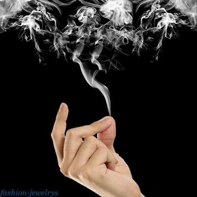 10PCS Close-Up Magic Illusion Gimmick Finger Smoke Fantasy Trick Prop Stand-Up 4