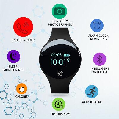 Sanda Men Women Smart Digital Watch Sport Intelligent Pedometer Fitness Bracelet