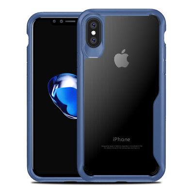 Coque Housse Protection Pour iPhone X/6/6S/Plus/7/8 XR XS MAX Rigide Antichoc 4