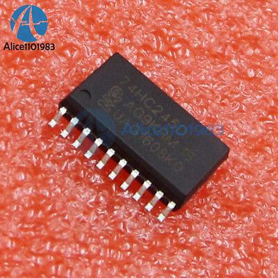 50PCS 74HC245D 74HC245 IC SOP-20 SMD NEW M80